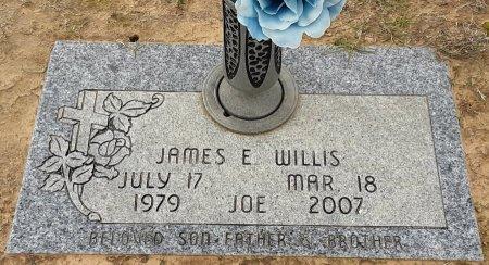WILLIS, JAMES E - Bowie County, Texas | JAMES E WILLIS - Texas Gravestone Photos