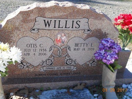 WILLIS, OTIS C. - Bowie County, Texas | OTIS C. WILLIS - Texas Gravestone Photos