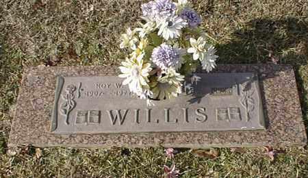 WILLIS, ROY W - Bowie County, Texas | ROY W WILLIS - Texas Gravestone Photos
