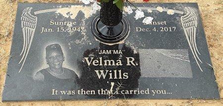 WILLIS, VELMA R  - Bowie County, Texas | VELMA R  WILLIS - Texas Gravestone Photos