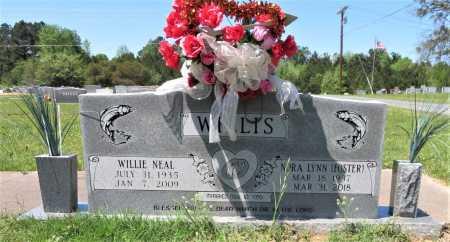 WILLIS, NORA LYNN - Bowie County, Texas | NORA LYNN WILLIS - Texas Gravestone Photos