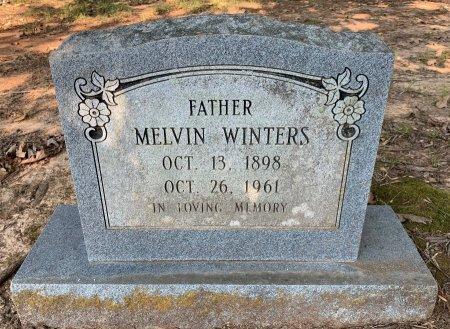 WINTERS, MELVIN - Bowie County, Texas | MELVIN WINTERS - Texas Gravestone Photos