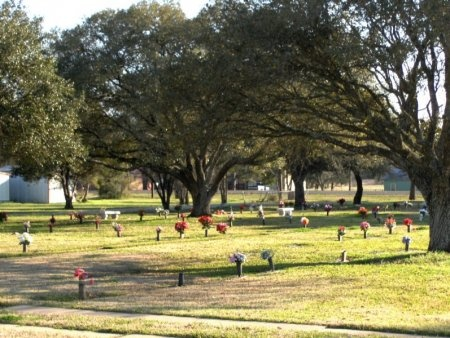 *CEMETERY VIEW,  - Brazos County, Texas    *CEMETERY VIEW - Texas Gravestone Photos