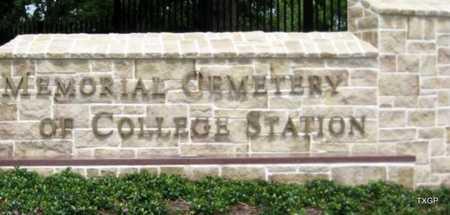 *GATE,  - Brazos County, Texas |  *GATE - Texas Gravestone Photos