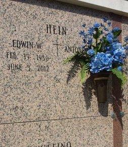 HEIN, EDWIN WALTER - Brazos County, Texas | EDWIN WALTER HEIN - Texas Gravestone Photos