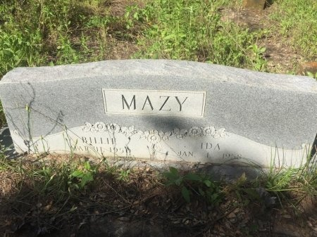 MAZY, IDA - Brazos County, Texas | IDA MAZY - Texas Gravestone Photos