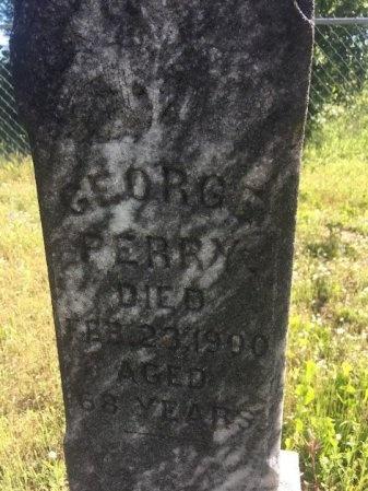 PERRY, GEORGE - Brazos County, Texas   GEORGE PERRY - Texas Gravestone Photos