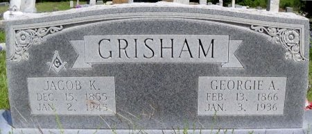 GRISHAM, JACOB K - Brown County, Texas   JACOB K GRISHAM - Texas Gravestone Photos