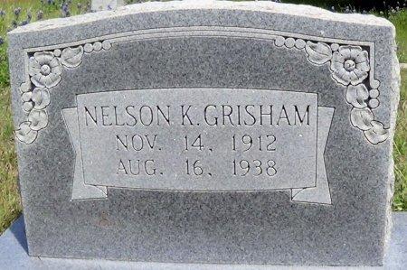 GRISHAM, NELSON K - Brown County, Texas | NELSON K GRISHAM - Texas Gravestone Photos