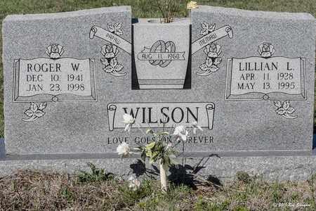 WILSON (VETERAN), ROGER WILLIAM - Brown County, Texas   ROGER WILLIAM WILSON (VETERAN) - Texas Gravestone Photos
