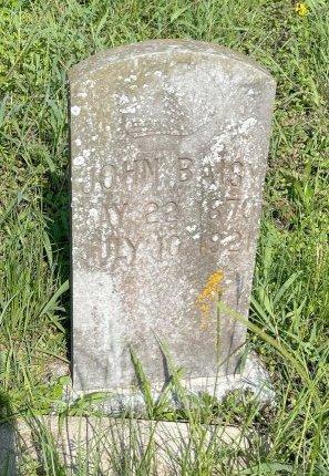 BAISY, JOHN - Burleson County, Texas   JOHN BAISY - Texas Gravestone Photos