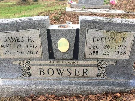 BOWSER, JAMES H. - Burleson County, Texas | JAMES H. BOWSER - Texas Gravestone Photos