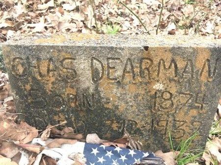 DEARMAN, CHARLES - Burleson County, Texas | CHARLES DEARMAN - Texas Gravestone Photos