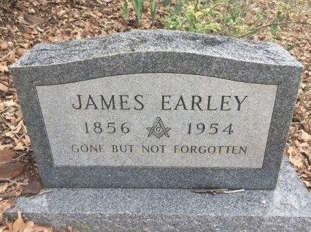 EARLEY, JAMES - Burleson County, Texas | JAMES EARLEY - Texas Gravestone Photos