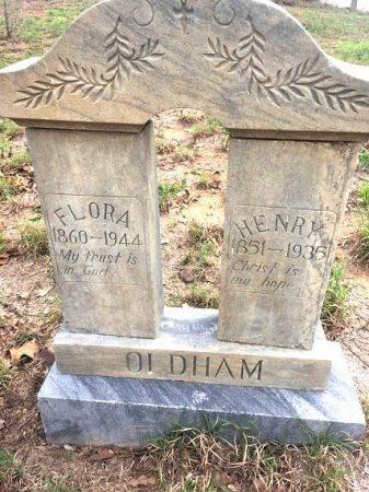 OLDHAM, HENRY - Burleson County, Texas | HENRY OLDHAM - Texas Gravestone Photos