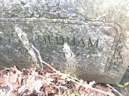 OLDHAM, HUGO - Burleson County, Texas | HUGO OLDHAM - Texas Gravestone Photos
