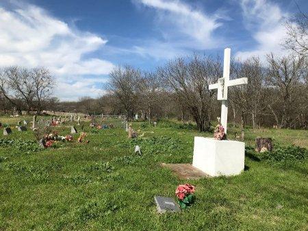 *CEMETERY VIEW,  - Caldwell County, Texas |  *CEMETERY VIEW - Texas Gravestone Photos