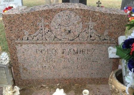 RAMIREZ, POLO ARANDA - Caldwell County, Texas | POLO ARANDA RAMIREZ - Texas Gravestone Photos