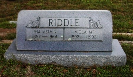 RIDDLE, VIOLA M. - Caldwell County, Texas | VIOLA M. RIDDLE - Texas Gravestone Photos