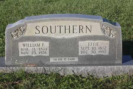 SOUTHERN, WILLIAM F - Calhoun County, Texas | WILLIAM F SOUTHERN - Texas Gravestone Photos