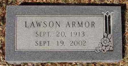 ARMOR, LAWSON - Callahan County, Texas   LAWSON ARMOR - Texas Gravestone Photos