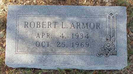 ARMOR, ROBERT L - Callahan County, Texas | ROBERT L ARMOR - Texas Gravestone Photos