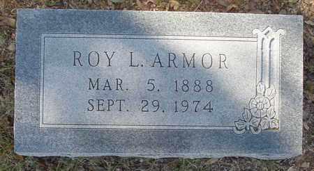 ARMOR, ROY L - Callahan County, Texas | ROY L ARMOR - Texas Gravestone Photos