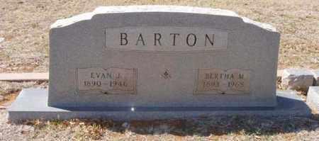 BARTON, BERTHA - Callahan County, Texas   BERTHA BARTON - Texas Gravestone Photos