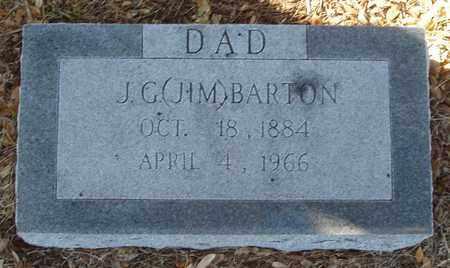 """BARTON, J G """"JIM"""" - Callahan County, Texas   J G """"JIM"""" BARTON - Texas Gravestone Photos"""