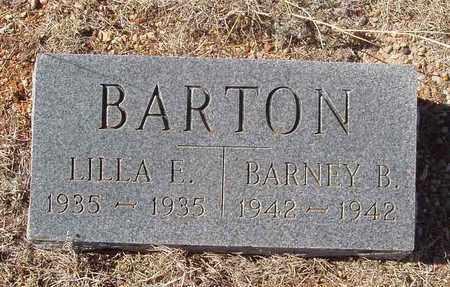 BARTON, BARNEY B - Callahan County, Texas | BARNEY B BARTON - Texas Gravestone Photos
