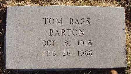 BARTON, TOM BASS - Callahan County, Texas   TOM BASS BARTON - Texas Gravestone Photos