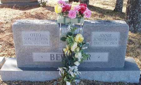BETCHER, OTTO - Callahan County, Texas | OTTO BETCHER - Texas Gravestone Photos