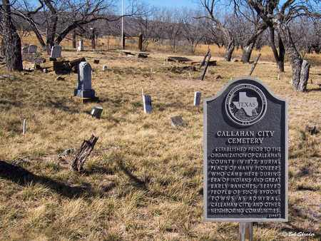 *CEMETERY OVERVIEW,  - Callahan County, Texas |  *CEMETERY OVERVIEW - Texas Gravestone Photos
