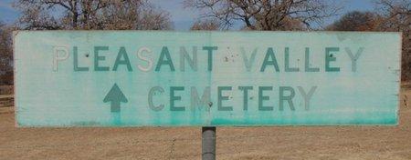 *CEMETERY SIGN,  - Callahan County, Texas |  *CEMETERY SIGN - Texas Gravestone Photos