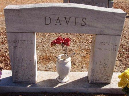 DAVIS, EARNEYSTENE - Callahan County, Texas | EARNEYSTENE DAVIS - Texas Gravestone Photos