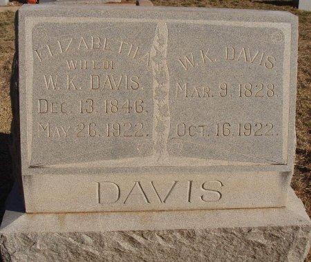 DAVIS, W. K. - Callahan County, Texas   W. K. DAVIS - Texas Gravestone Photos