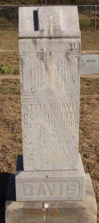 DAVIS, STELLA - Callahan County, Texas   STELLA DAVIS - Texas Gravestone Photos