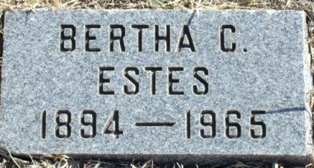 ESTES, BERTHA G. - Callahan County, Texas | BERTHA G. ESTES - Texas Gravestone Photos