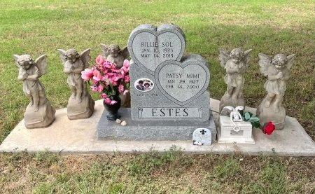 ESTES, BILLIE SOL - Callahan County, Texas | BILLIE SOL ESTES - Texas Gravestone Photos