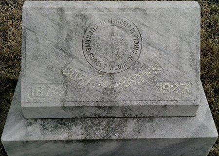 ESTES, CORA L. - Callahan County, Texas | CORA L. ESTES - Texas Gravestone Photos