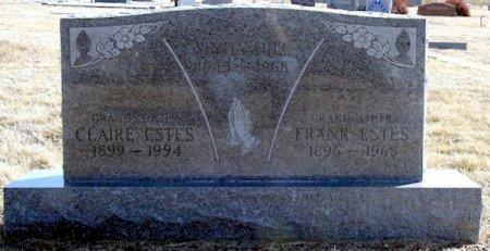 ESTES, CLAIRE - Callahan County, Texas | CLAIRE ESTES - Texas Gravestone Photos