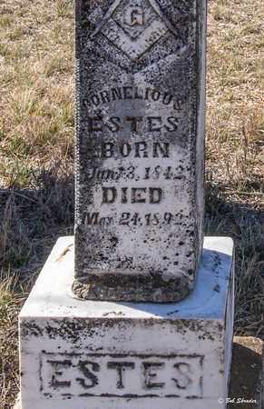 ESTES, CORNELIOUS - Callahan County, Texas | CORNELIOUS ESTES - Texas Gravestone Photos