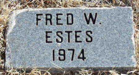 ESTES, FRED W. - Callahan County, Texas   FRED W. ESTES - Texas Gravestone Photos