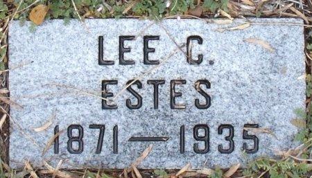 ESTES, LEE C. - Callahan County, Texas   LEE C. ESTES - Texas Gravestone Photos