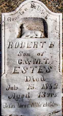 ESTES, ROBERT B - Callahan County, Texas | ROBERT B ESTES - Texas Gravestone Photos