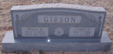 GIBSON, JAMES R. - Callahan County, Texas   JAMES R. GIBSON - Texas Gravestone Photos