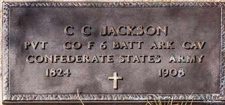 JACKSON (VETERAN CSA), C C - Callahan County, Texas | C C JACKSON (VETERAN CSA) - Texas Gravestone Photos