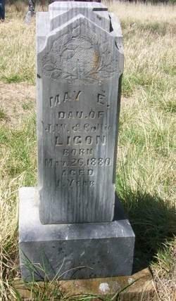 LIGON, MAY E. - Callahan County, Texas | MAY E. LIGON - Texas Gravestone Photos