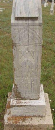 MILLER, ASA - Callahan County, Texas   ASA MILLER - Texas Gravestone Photos