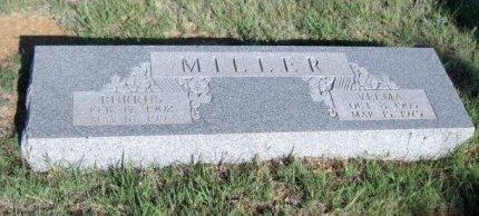 MILLER, BURRUS - Callahan County, Texas | BURRUS MILLER - Texas Gravestone Photos